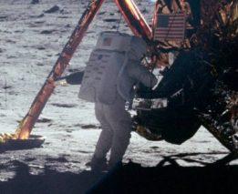 Mondlandung 21. Juli 1969