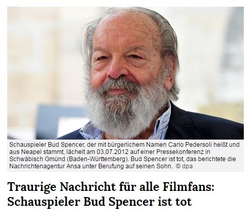 RIP Bud