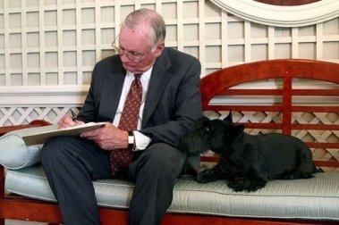 Armstrong im Weißen Haus